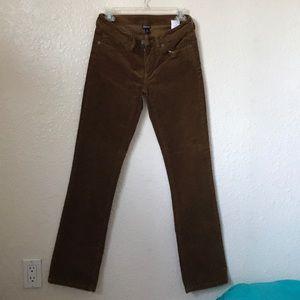 Patagonia Courdoroy Bootcut Pants